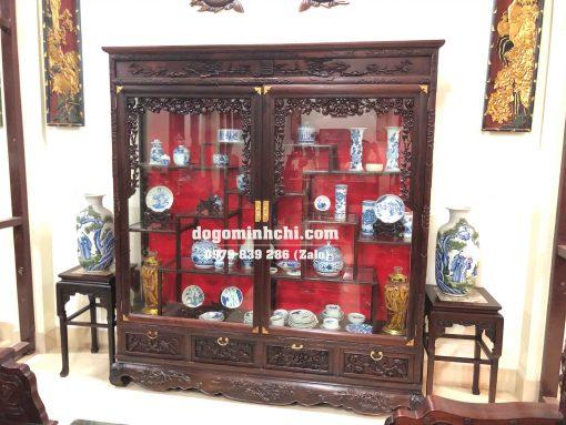 Tủ Rượu Đẹp - Tủ Bày Đồ Loại Đại