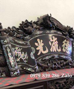 Cuốn Thư Đức Lưu Quang Khảm Ốc Đẹp Cao Cấp