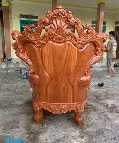 Mẫu Bàn Ghế Sofa Hoàng Gia Tân Cổ Điển